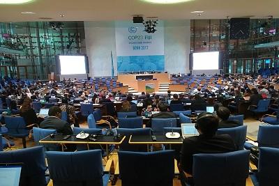 COP23 UN Climate Change Conference